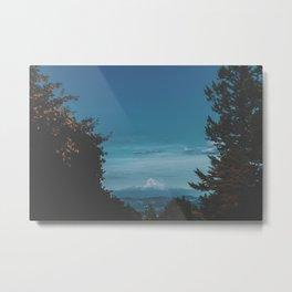 Mount Hood II Metal Print