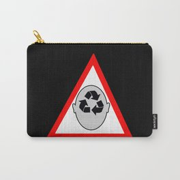 Recycling head Carry-All Pouch