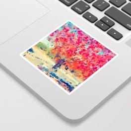 Orange Tree Watercolor digital Sticker