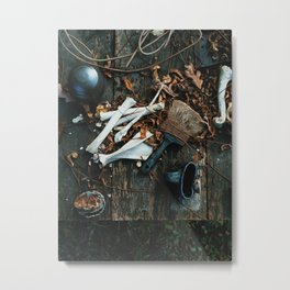 What You're Asking For Metal Print