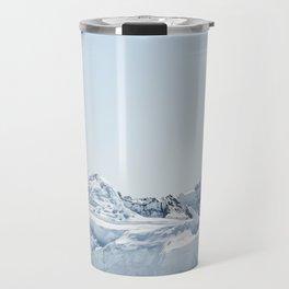 wall of ice Travel Mug