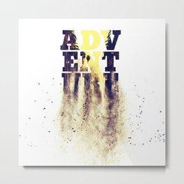 ADV SANDSTORM Metal Print