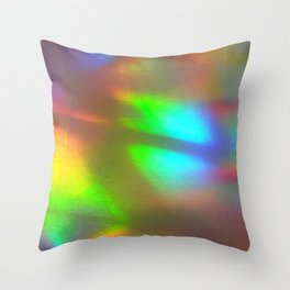 Halographic Throw Pillow