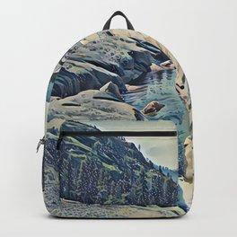 Kings Canyon, California Backpack