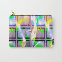 Collage with wavy effect Carry-All Pouch