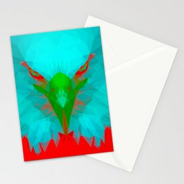 Eagle reimagined Stationery Cards
