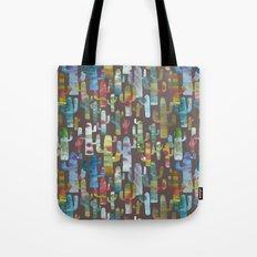 Watercolor Cacti - Browns Tote Bag