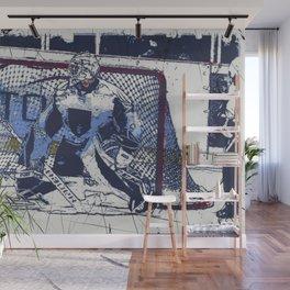 The Goal Keeper - Ice Hockey Wall Mural