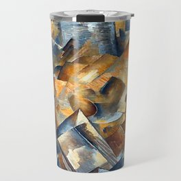 Georges Braque Still Life with Metronome Travel Mug