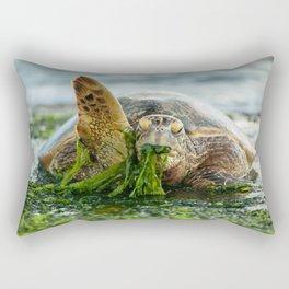 Dinner Time Rectangular Pillow