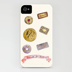 biscuits for tea time iPhone (4, 4s) Slim Case