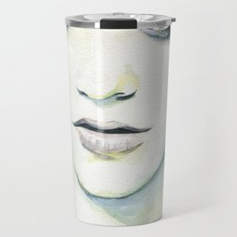Brian Molko (I know) Travel Mug