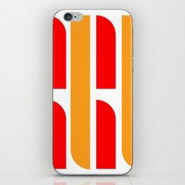 Bauhaus Font art: Joschmi & Xants iPhone Skin