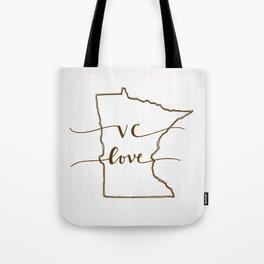 VC Love Tote Bag