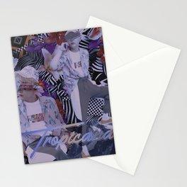 tropicana suga Stationery Cards