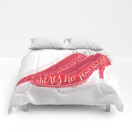 there's no place like home Comforters