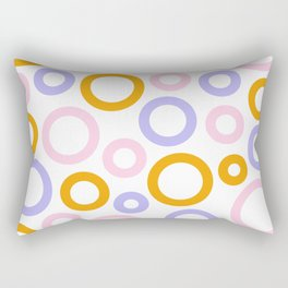 Froot Loops 02 Rectangular Pillow