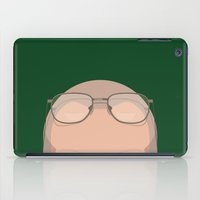 walter white iPad Cases featuring Walter White by Mr. Peruca