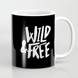Wild and Free II Coffee Mug