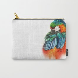 A parrot Carry-All Pouch