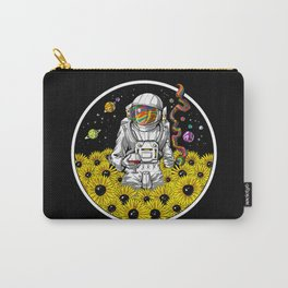 Psychonaut Space Psychedelic Astronaut Carry-All Pouch
