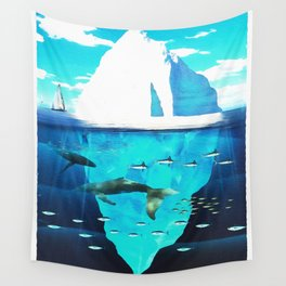 The Iceberg Wall Tapestry
