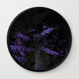 Abstract Garden 3 Wall Clock