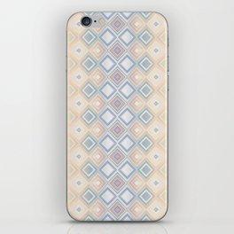 Diamond Elegant Neo-Tribal Geometric iPhone Skin