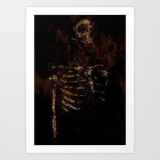 Dark Room #2 Art Print