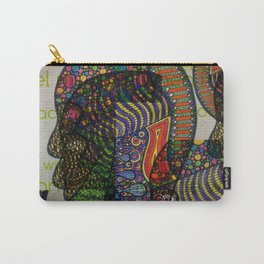 I Can't Feel My Face When I'm With You Carry-All Pouch