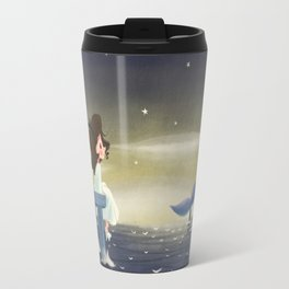 Le chant des baleines Travel Mug