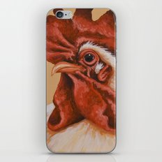 Proud Rooster iPhone & iPod Skin