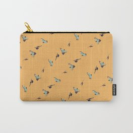 Flying Birds Upon Sunrise Carry-All Pouch