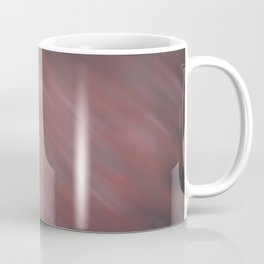 Abstract Soft Watercolor Gradient Blend Graphic Design 13 Red, White and Black Coffee Mug