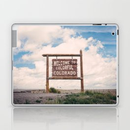 Welcome to Colorful Colorado Laptop & iPad Skin