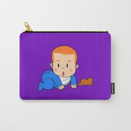 Redheaded Baby Carry-All Pouch