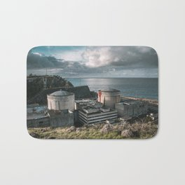 Nuclear Power Plant Bath Mat