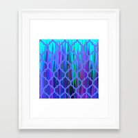 morocco Framed Art Prints featuring Morocco by Saundra Myles