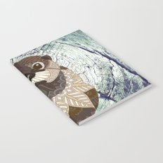 Ornate Otter Notebook
