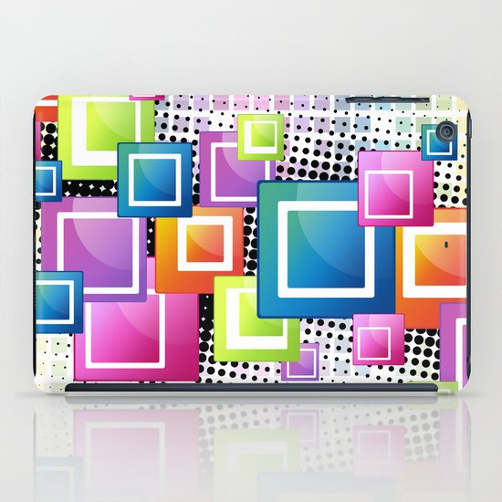 I'm Just Too Freakylicious For Ya Babe.  iPad Case