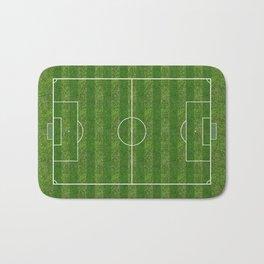 Soccer (Fooball) Field Bath Mat