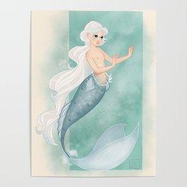 Little Mermaid Poster