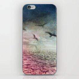 despair  - water is life -2- iPhone Skin