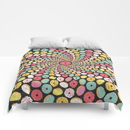 Donut Swirl Comforters