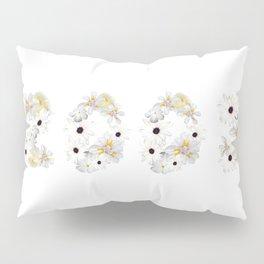 White Flower 2003 Pillow Sham