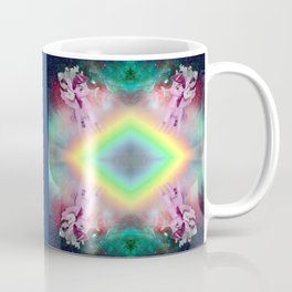 Le cavalier de l'espace  Coffee Mug