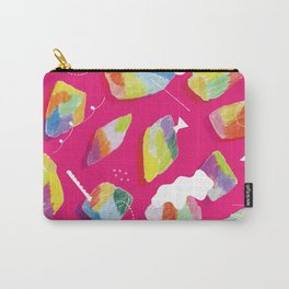 to go pleasantly  Carry-All Pouch