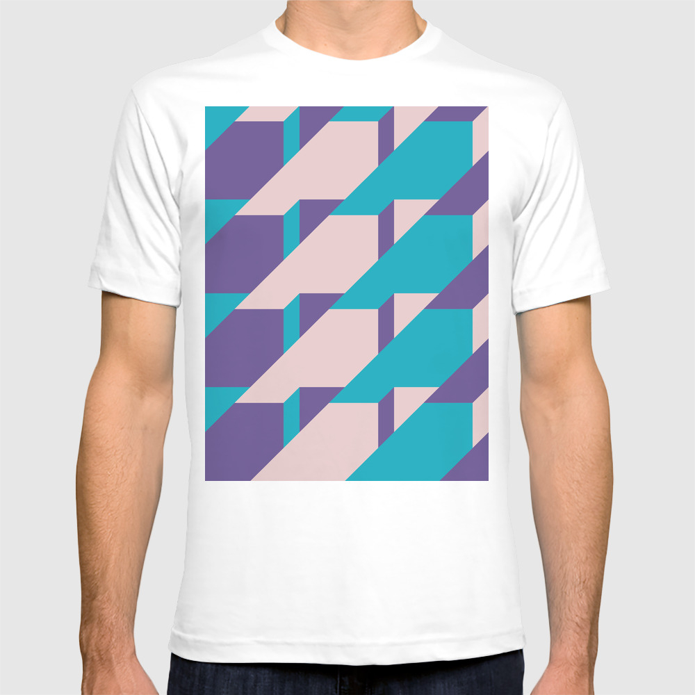 Abstract Glow #society6 #glow #pattern T-shirt by Designdn TSR8654463