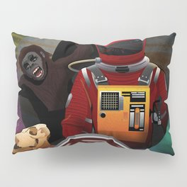 2001: A Space Odyssey T-Shirt Pillow Sham