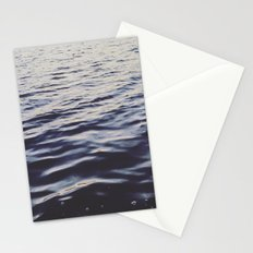 Eternal Blue Waves Stationery Cards